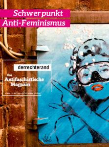 Magazin Antifa der rechte rand