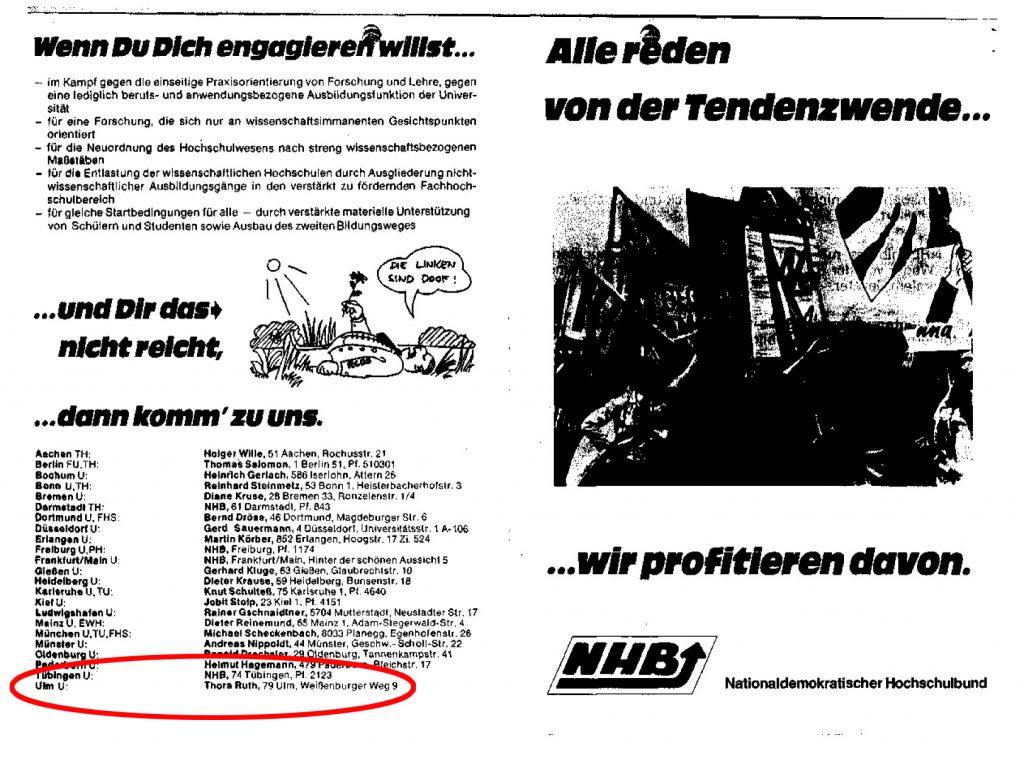 Antifaschistisches Magazin der rechte rand Ausgabe 169