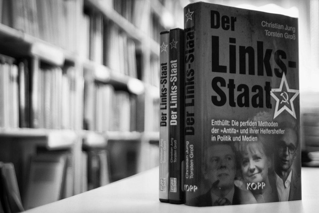 der Links Staat - Buch