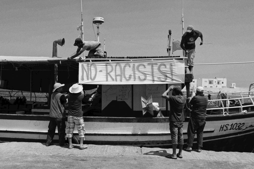 antifaschistisches Magazin der rechte rand - Identitäre Bewegung