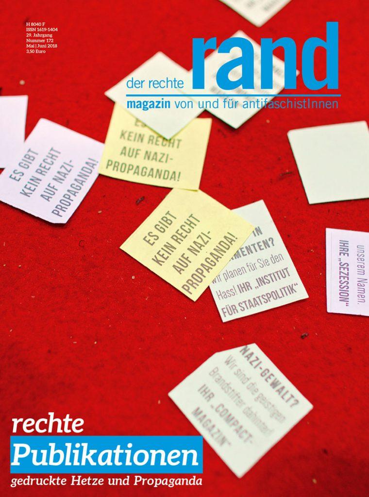 gedruckte Hetze und Propaganda - Recte Publikationen